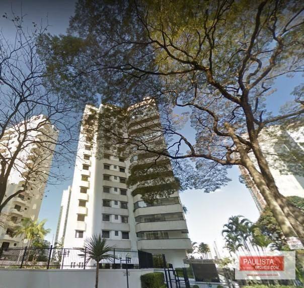 Apartamento com 4 dormitórios à venda, 311 m² por R$ 2.675.000 - Campo Belo - São Paulo/SP