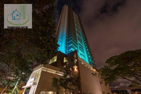 Apartamento de 1 dormitório à venda em Campo Belo, São Paulo - SP