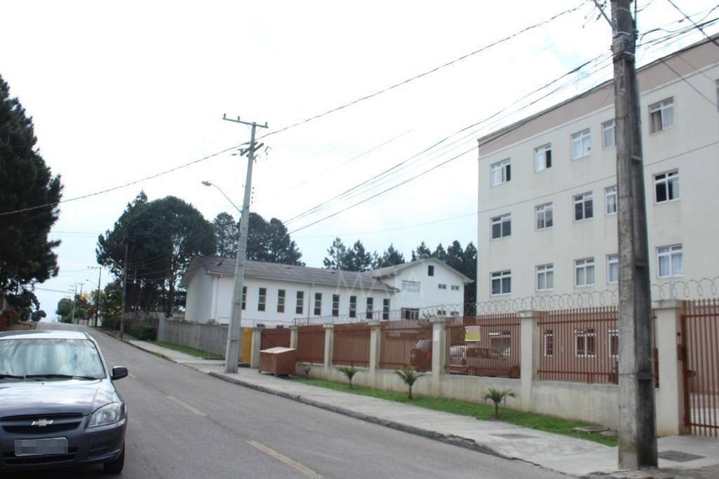 Apartamento residencial à venda, Vargem Grande, Pinhais.