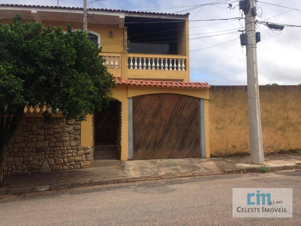 Casa com 3 dormitórios à venda, 280 m² por R$ 600.000 - Jardim Hermínia - Boituva/SP