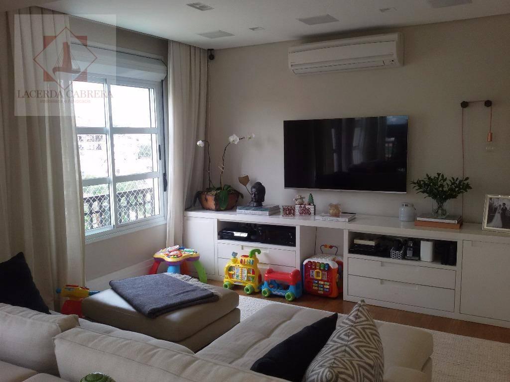 Apartamento residencial à venda, Jardim Leonor, São Paulo.