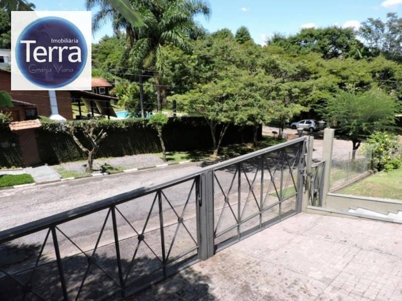 Casa  residencial à venda, Recanto Verde, Granja Viana.
