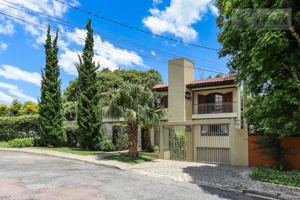 Casa com 5 dormitórios à venda, 409 m²- Curitiba/PR