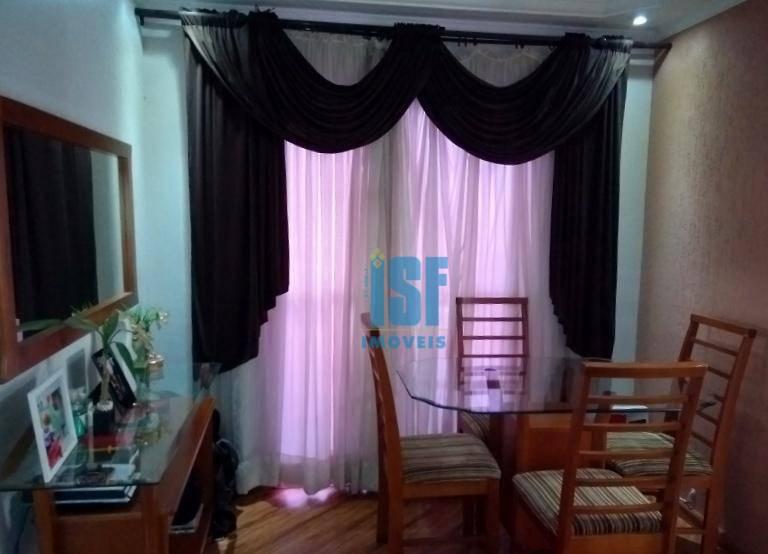 Apartamento residencial à venda, Jardim D Abril, Osasco - AP20294.