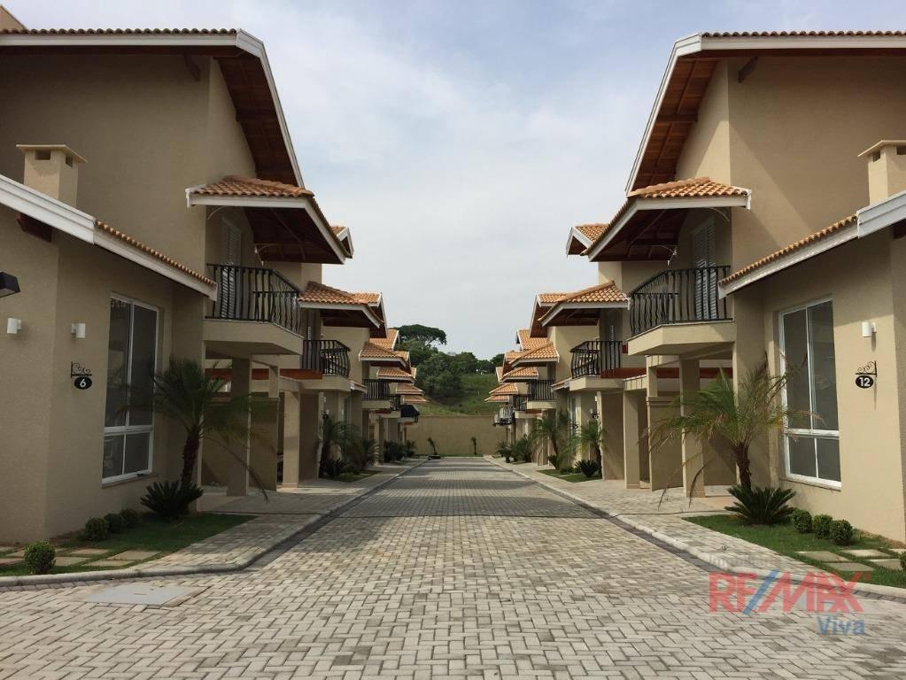 Casa com 3 dormitórios à venda, 133 m² por R$ 850.000 - Jardim São Nicolau - Atibaia/SP