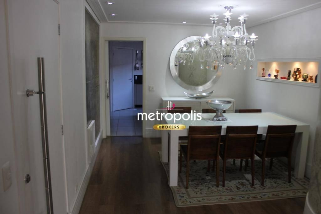 Apartamento à venda, 156 m² por R$ 1.250.000,00 - Santa Paula - São Caetano do Sul/SP