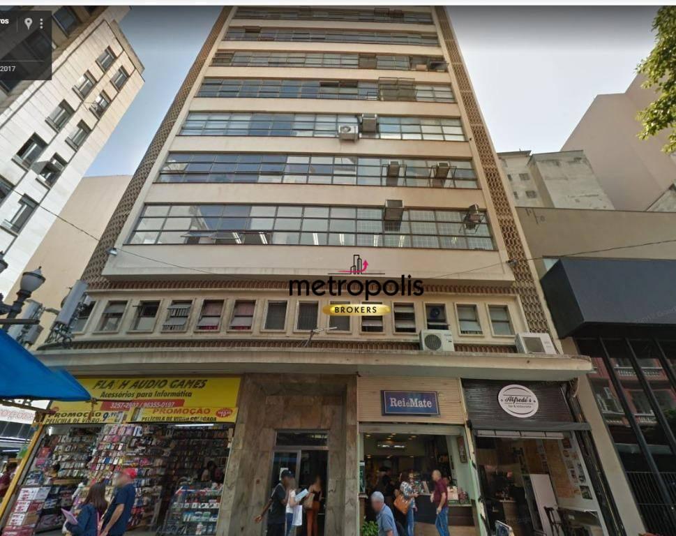 Sala à venda, 48 m² por R$ 180.000 - República - São Paulo/SP