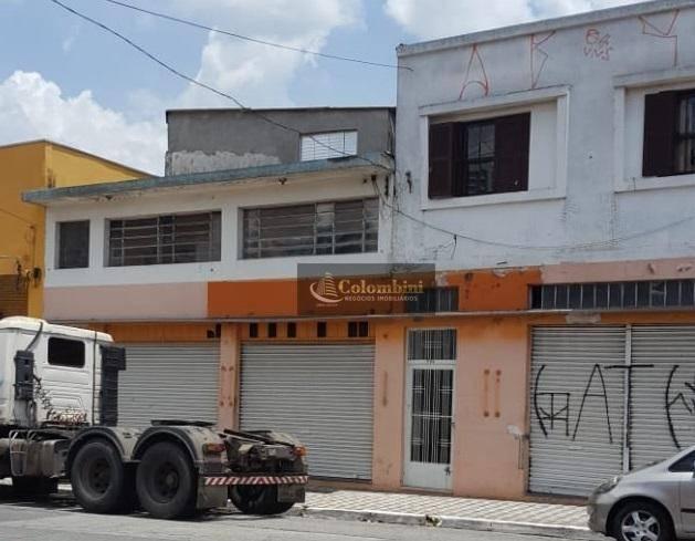 Terreno para alugar, 290 m² - Boa Vista - São Caetano do Sul/SP