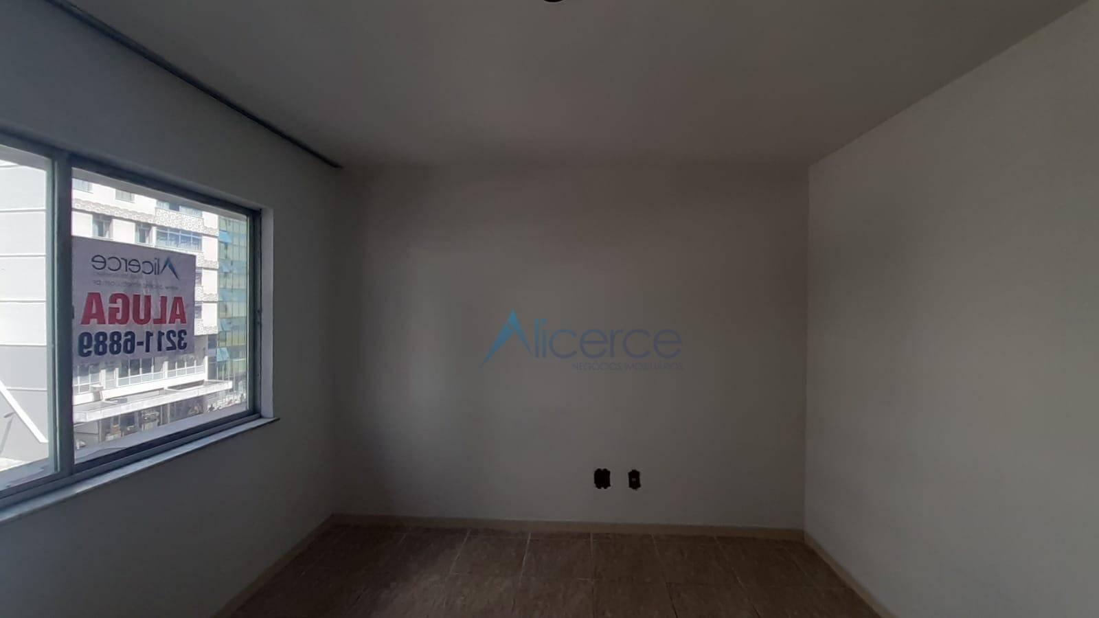 Apartamento com 1 dormitório para alugar, 51 m² por R$ 650/mês - Centro - Juiz de Fora/MG