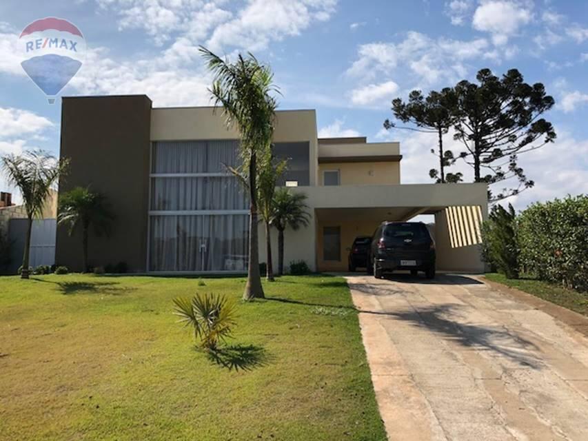 Casa com 4 dormitórios para alugar, 350 m² por R$ 4.500,00/mês - Ressaca - Atibaia/SP