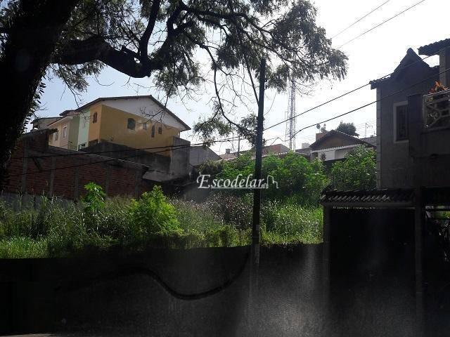 Terreno à venda, 890 m² por R$ 1.350.000,00 - Vila Rosália - Guarulhos/SP