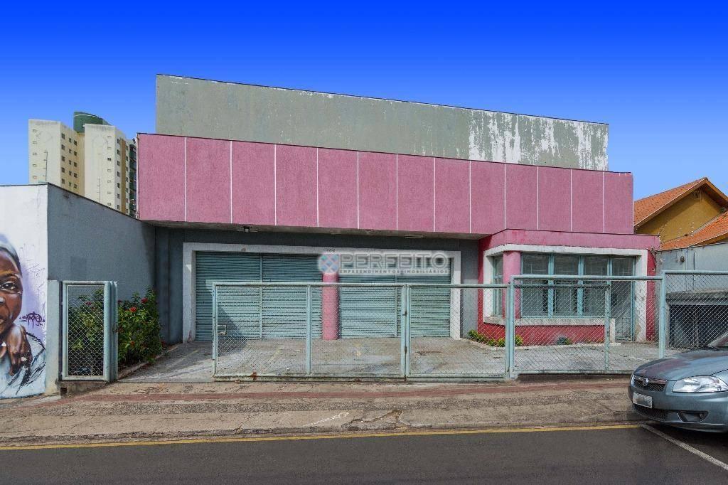 Barracão comercial para alugar no Centro de Londrina
