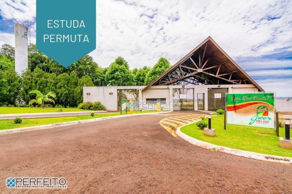 Terreno à venda no Green Village em Cambé, 2500 m² por R$ 260.000