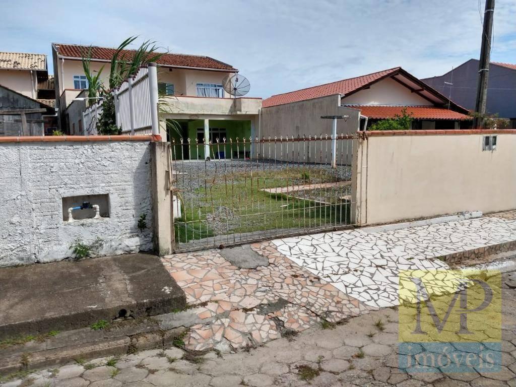 Sobrado com 2 dormitórios à venda, 120 m² por R$ 225.000 - Centro - Penha/SC