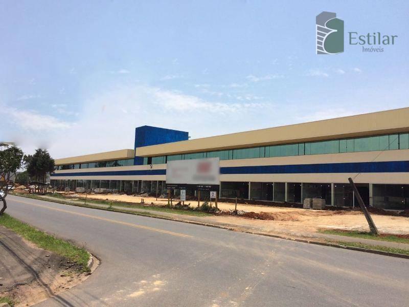 Sala comercial para locação, Costeira, São José dos Pinhais.