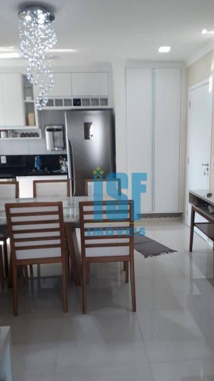 Apartamento com 2 dormitórios à venda, 60 m² por R$ 450.000 - City Bussocaba - Osasco/SP  - AP20637.