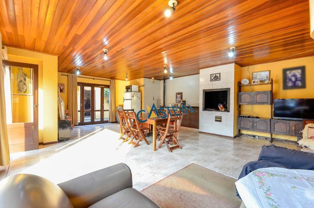 CA0140-CST, Casa de 3 quartos, 204 m² à venda no Santa Felicidade - Curitiba/PR