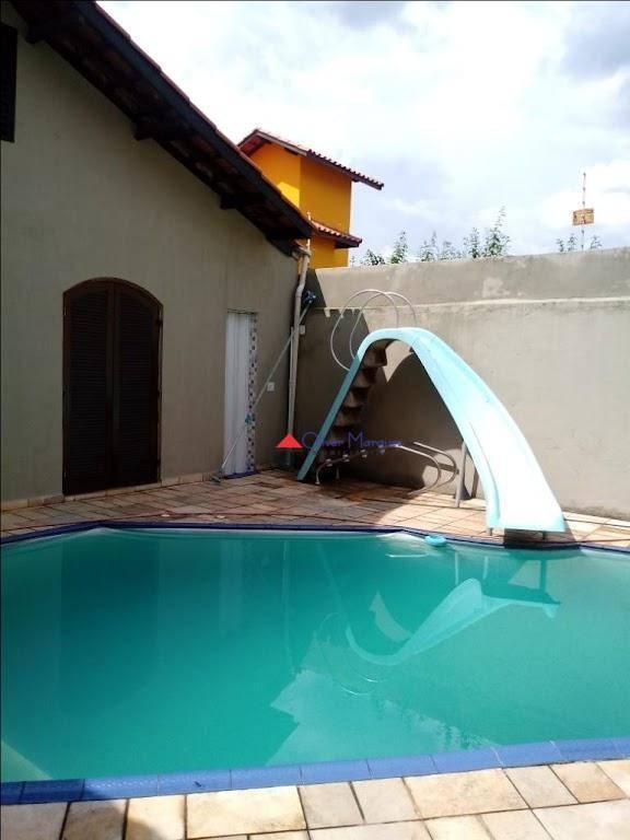 House com 4 dormitórios à venda, 258 m² por R$ 900.000 - City Bussocaba - Osasco/SP