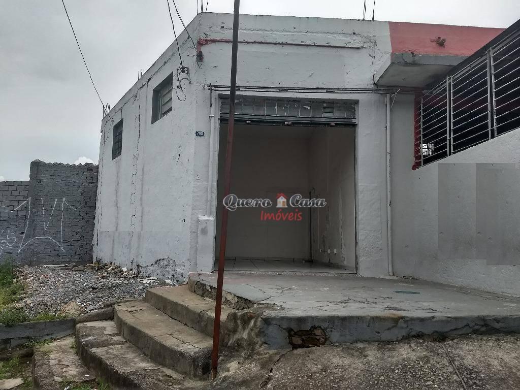 Salão comercial para locação, Jardim Bom Clima, Guarulhos.