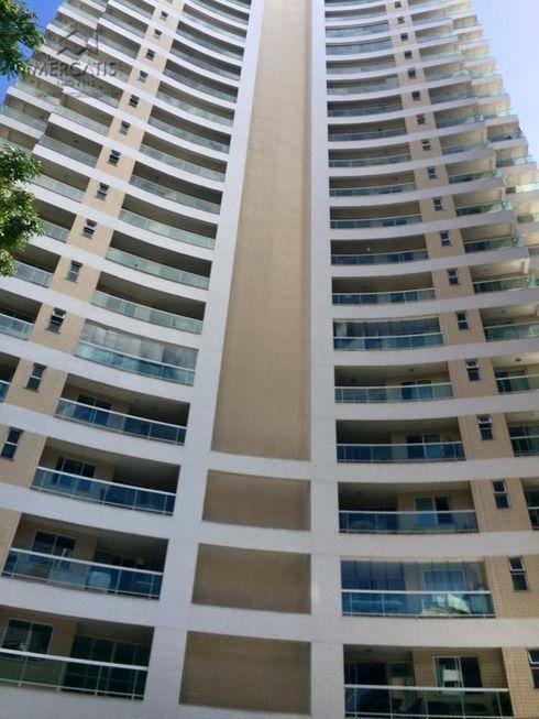 Apartamento à venda  |  Edifício Cezanne  |  Bairro Meireles  |  Fortaleza (Ce)