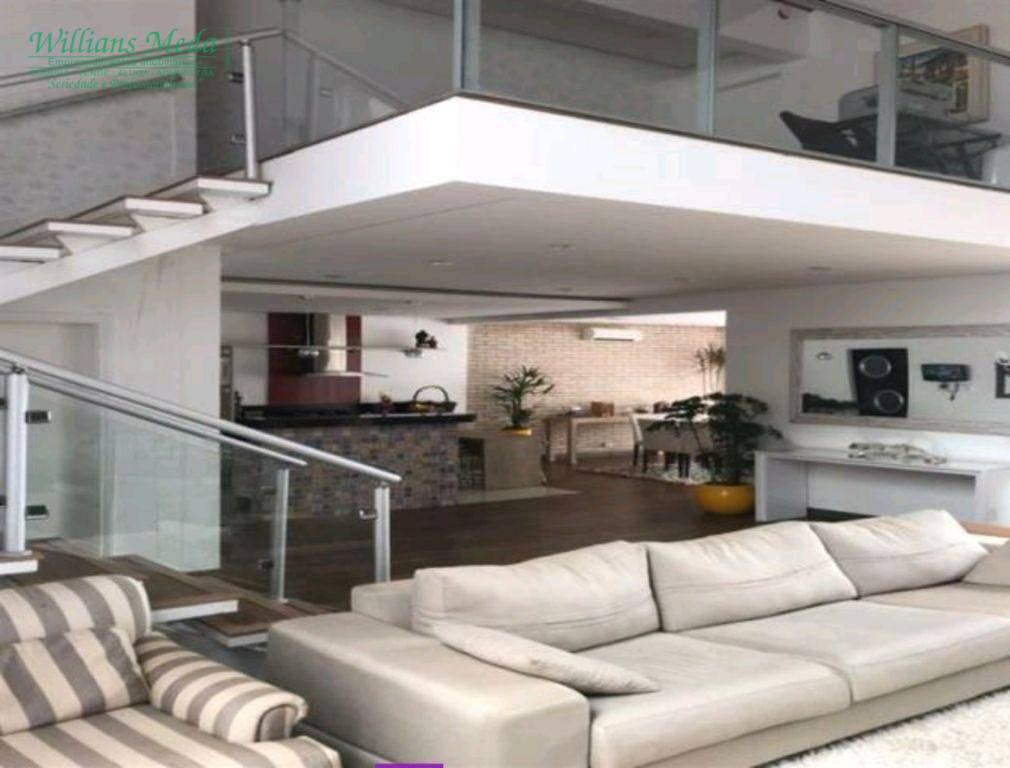 Sobrado com 3 dormitórios à venda, 475 m² por R$ 850.000 - Jardim Paulista - Atibaia/SP