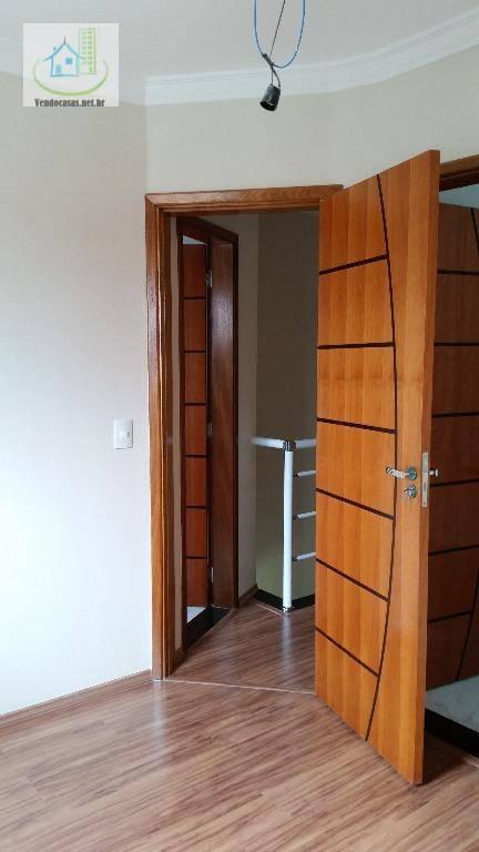 Sobrado de 3 dormitórios à venda em Jardim Primavera (Zona Sul), São Paulo - SP
