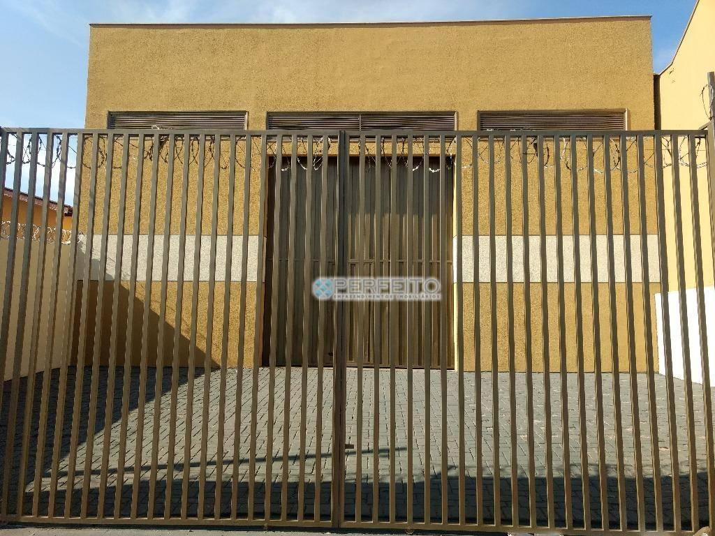 Barracão comercial para venda e locação no Rodocentro, em Londrina