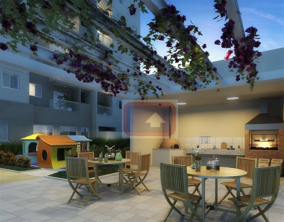 Apartamento de 2 dormitórios à venda em Portal Do Morumbi, São Paulo - SP