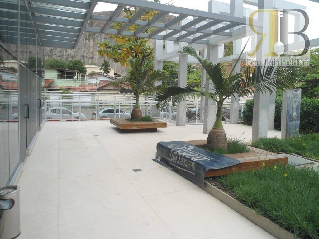 Sala comercial para locação, Pechincha, Rio de Janeiro.