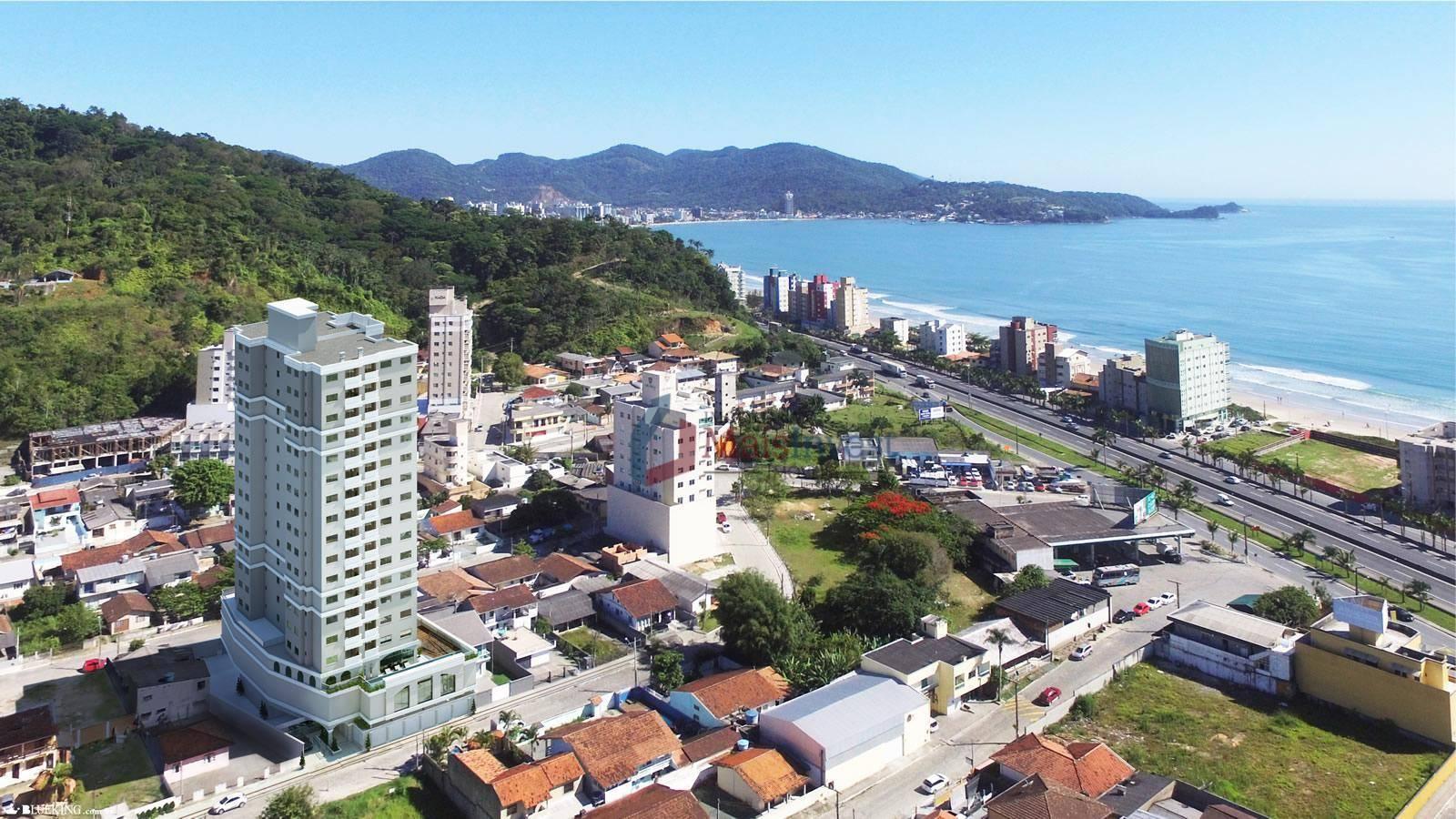 Apartamento com 3 dormitórios à venda, 70 m² - Morretes - Itapema/SC