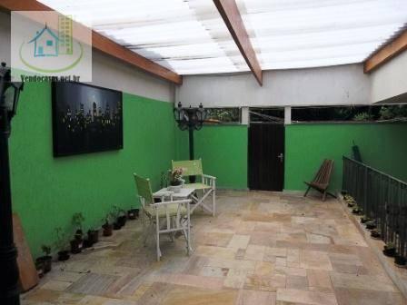 Sobrado de 4 dormitórios à venda em Interlagos, São Paulo - SP