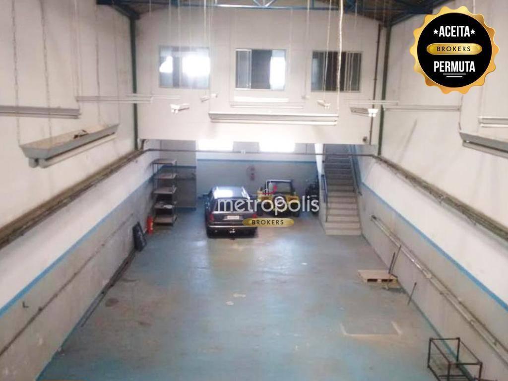 Prédio à venda, 1100 m² por R$ 3.200.000,00 - Cerâmica - São Caetano do Sul/SP