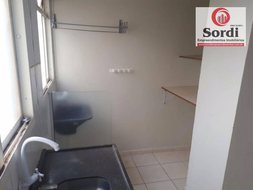 Apartamento residencial à venda, Jardim Zara, Ribeirão Preto.