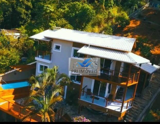 Casa com 3 dormitórios à venda, 400 m² por R$ 2.250.000 - S F Praia - São Sebastião/SP