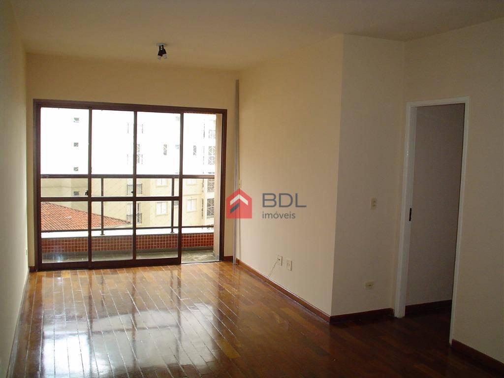 Apartamento residencial para locação, Cambuí, Campinas - AP0