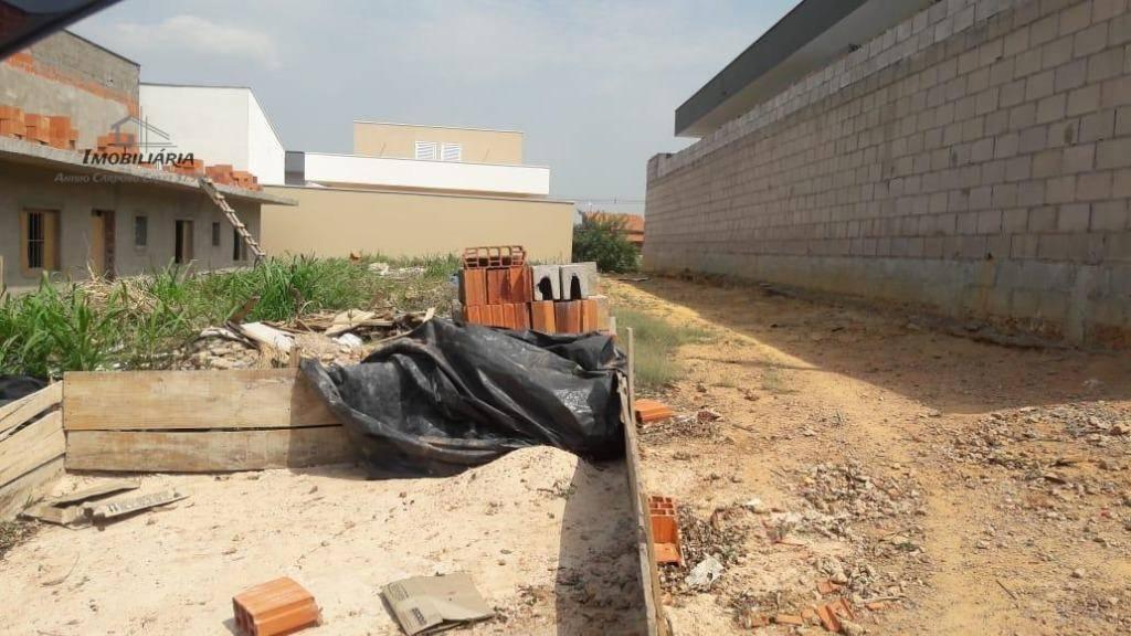 Terreno à venda, 250 m² por R$ 185.000 - Parque Santa Rosa - Vinhedo/SP