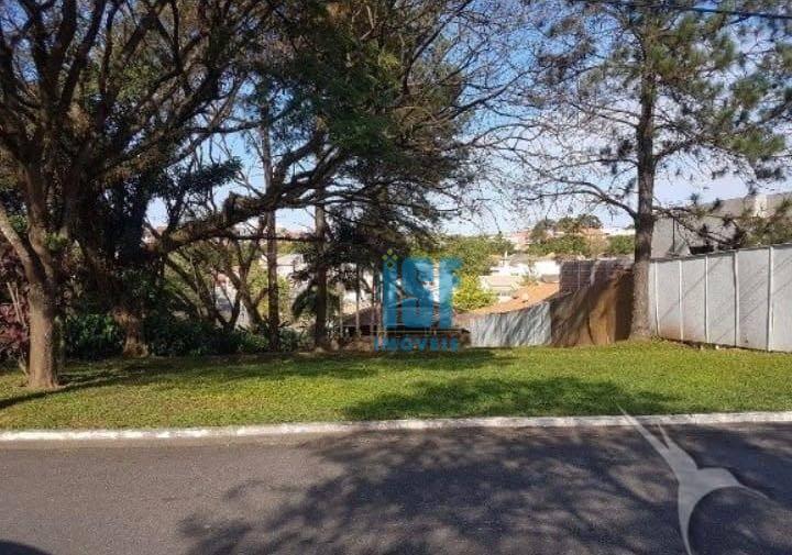 Terreno 630 m² à venda, Residencial Doze (Alphaville), Santana de Parnaíba.