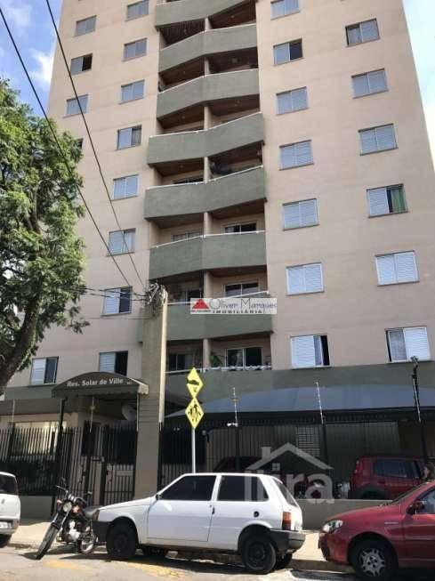 Apartamento com 3 dormitórios à venda, 82 m² por R$ 380.000 - Quitaúna - Osasco/SP