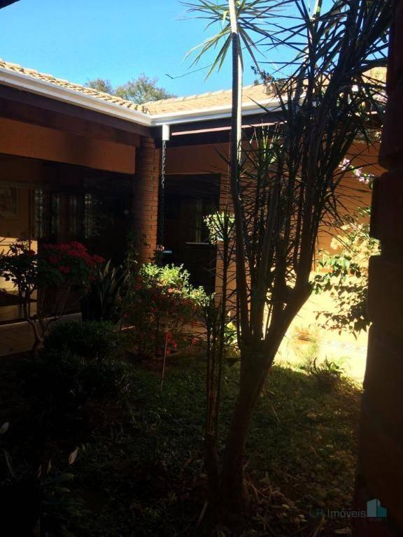 Casa à venda, 364 m² por R$ 3.020.000,00 - Rio Acima - Jundiaí/SP