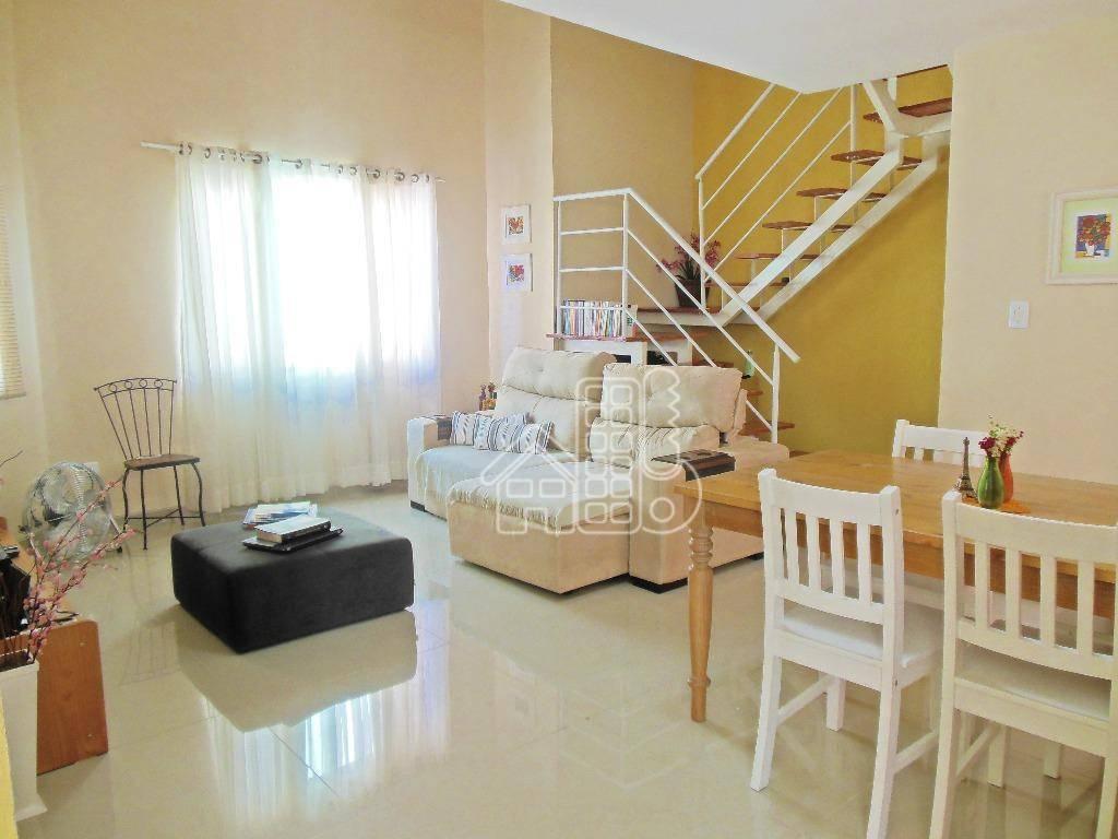 Casa com 2 dormitórios à venda, 101 m² por R$ 235.000,00 - Maria Paula - São Gonçalo/RJ