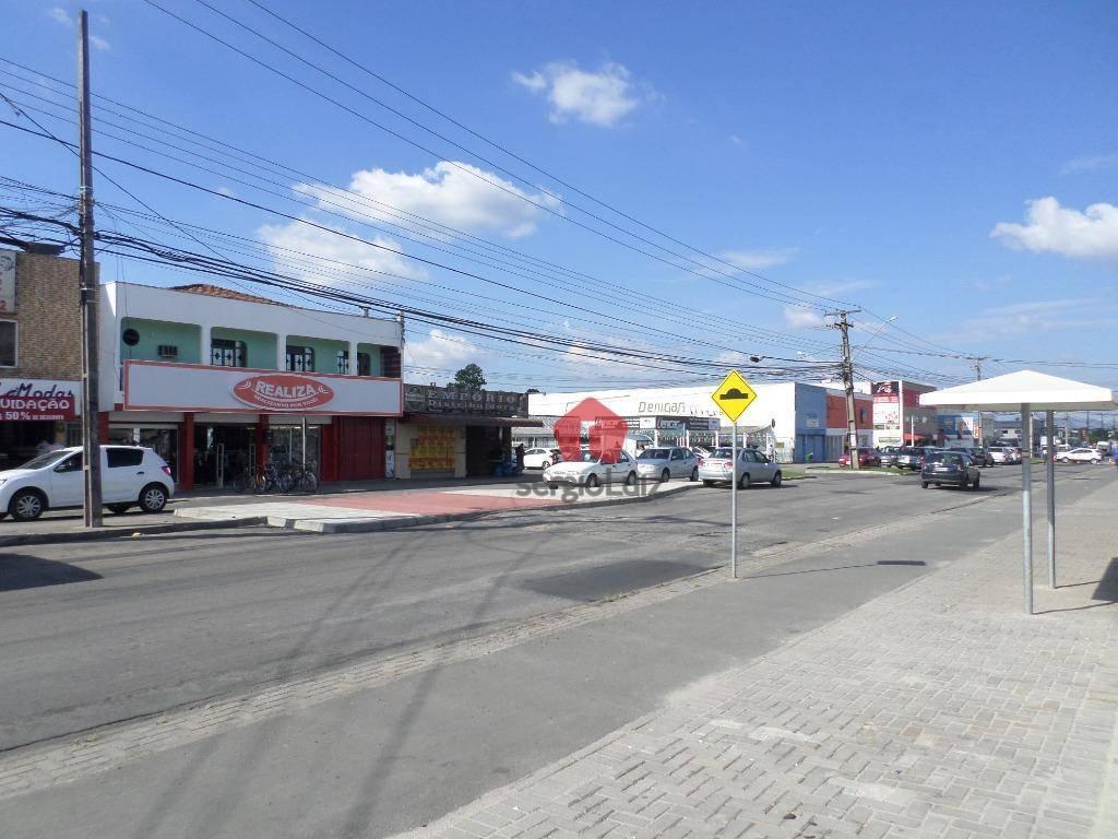 Loja para Locação - Planta Bairro Weissópolis