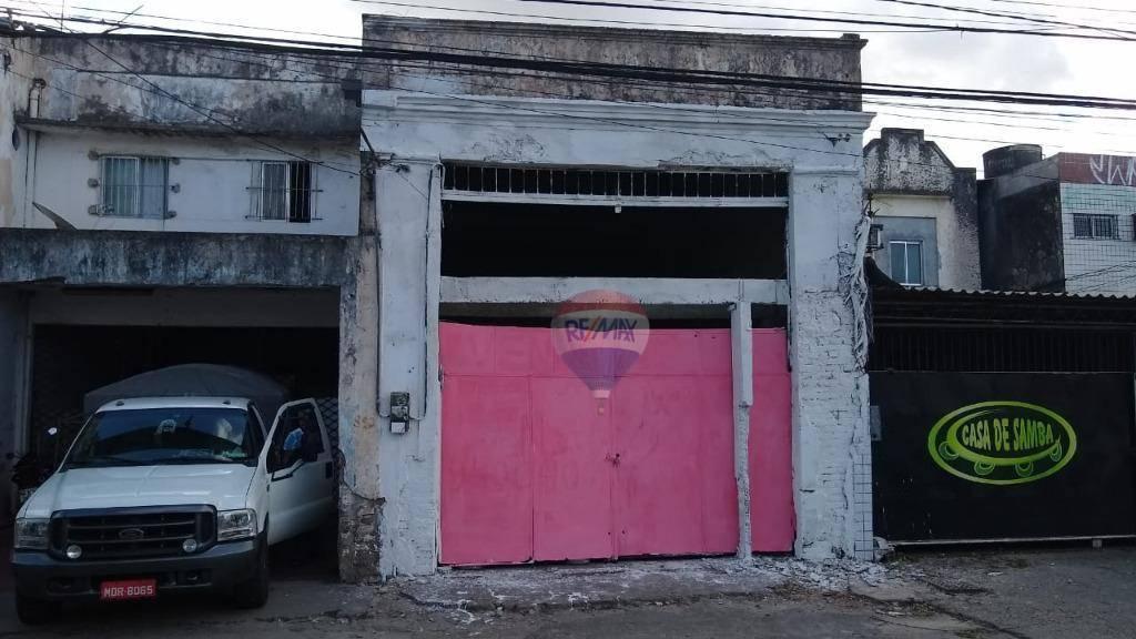 Galpão à venda, 150 m² por R$ 330.000,00 - Arruda - Recife/PE