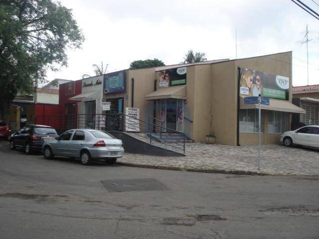 Loja comercial para locação, Jardim Guanabara, Campinas.