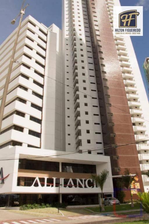 Sala para alugar, 30 m² por R$ 1.800,00/mês - Altiplano Cabo Branco - João Pessoa/PB