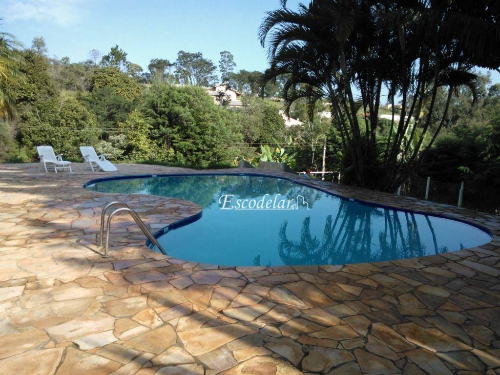 Chácara com 3 dormitórios à venda por R$ 2.000.000,00 - Chácara Nova Essen - Campo Limpo Paulista/SP