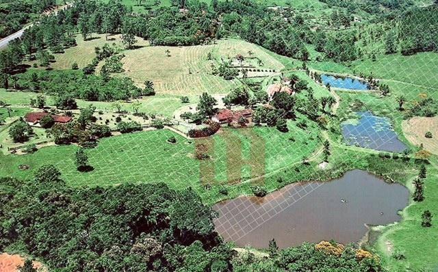 Fazenda rural à venda. com estrutura pra Hotel em Pariquera-açu