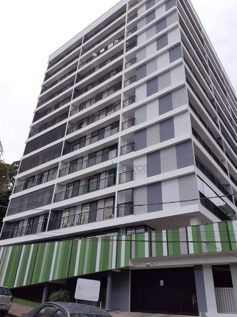 Apartamento com 2 dormitórios para alugar, 53 m² por R$ 900/mês - Granbery - Juiz de Fora/MG