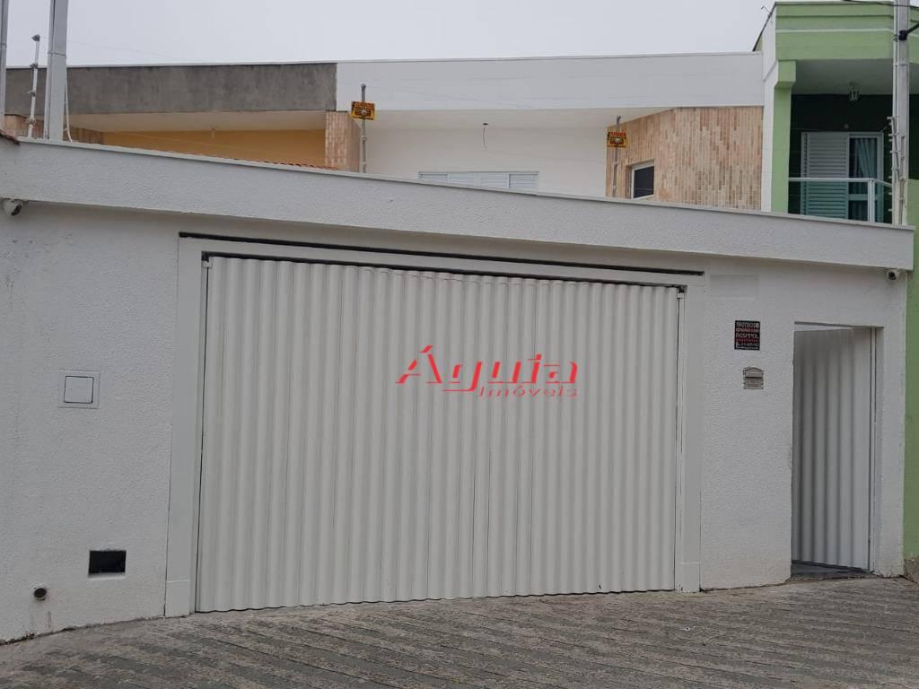 Casa com 4 dormitórios à venda, 234 m² por R$ 599.000 - Vila Helena - Santo André/SP