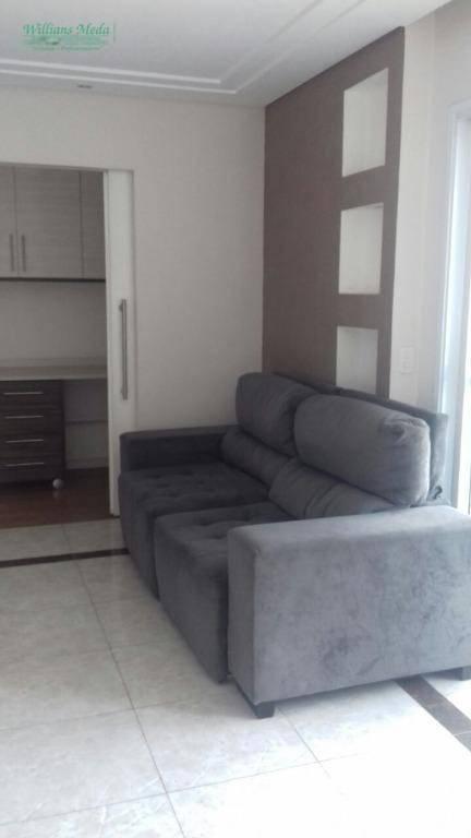 Apartamento residencial para locação, Vila Moreira, Guarulho