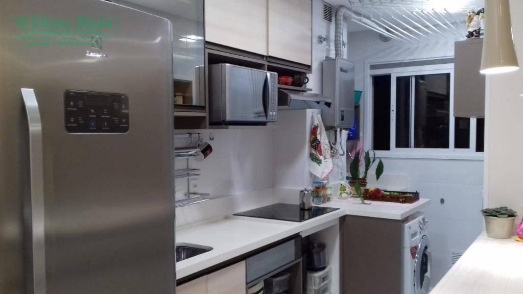 Apartamento à venda, 83 m² R$ 500, mil   Flor da Montanha            R$ 550.000 - Jardim Flor da Montanha - Guarulhos/SP